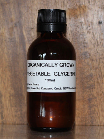Vegetable Glycerine 100ml