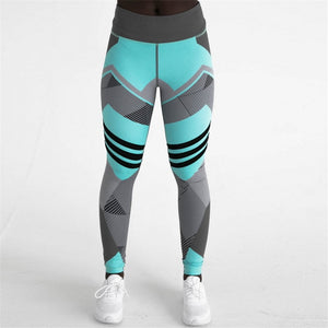 Women Sporting Leggings - Workout Pants