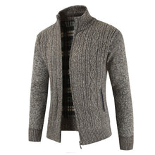 Load image into Gallery viewer, Fashion Thick Sweaters Cardigan Coat
