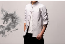 Load image into Gallery viewer, Chinese Style Mens jackets