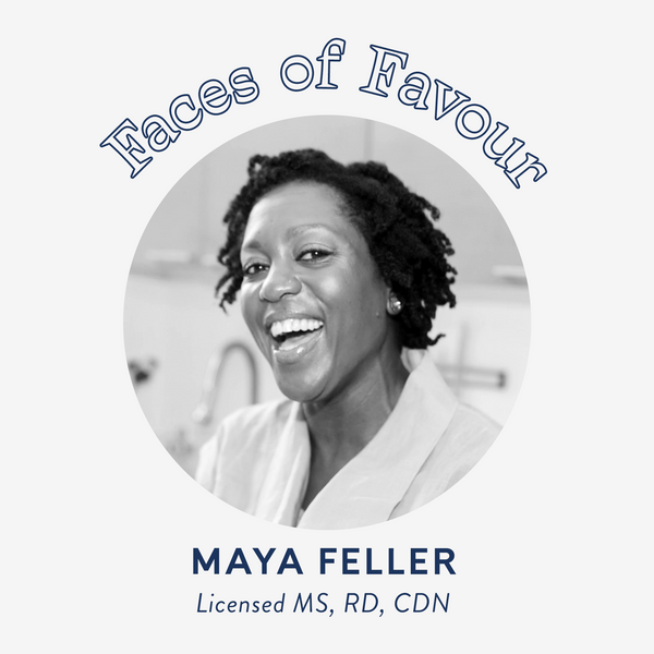 Faces of Favour: Maya Feller