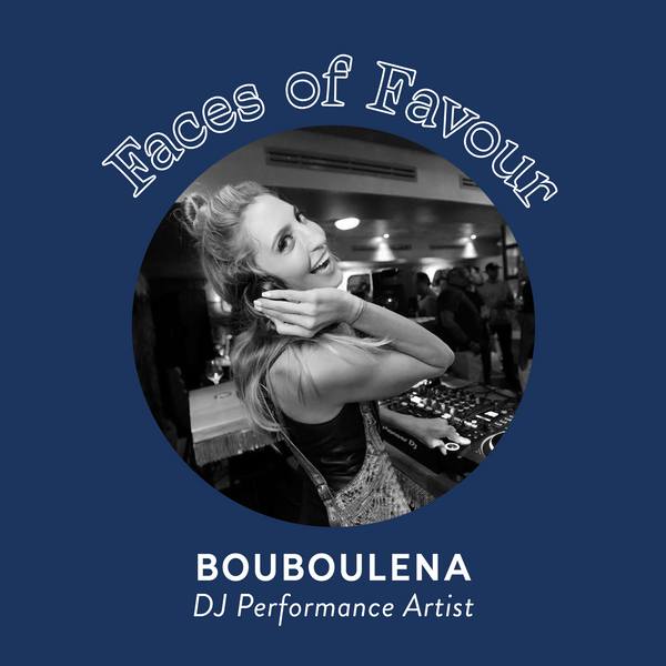 Faces of Favour: Bouboulena (@bouboulena)