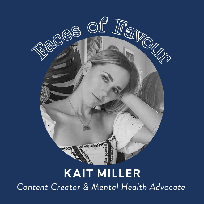 Faces of Favour: Kait Miller