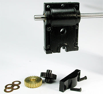 0.3 mod 28-1 IDLER Gearbox kit 3mm axle