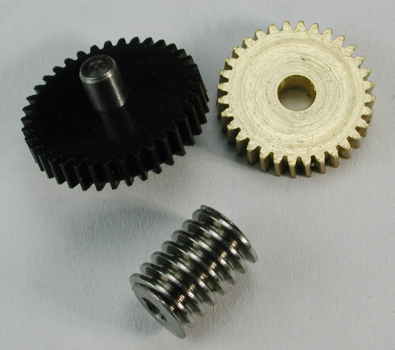 Regear Set 1.5mm Shaft motor MDC Gear KIT