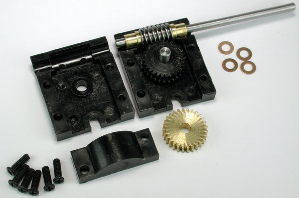 0.4 mod 28-1 IDLER Gearbox Kit - 3.0mm Axle