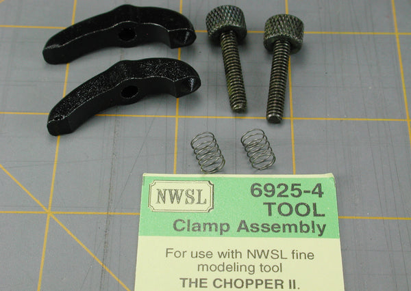 Clamp Assembly for The Chopper II