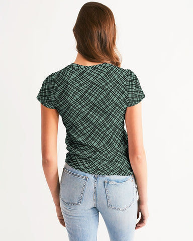TFN Green Favor Women's Tee