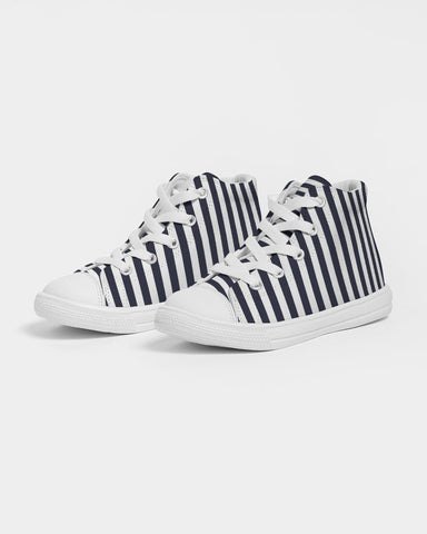 Human Right Kids Hightop Canvas Shoe