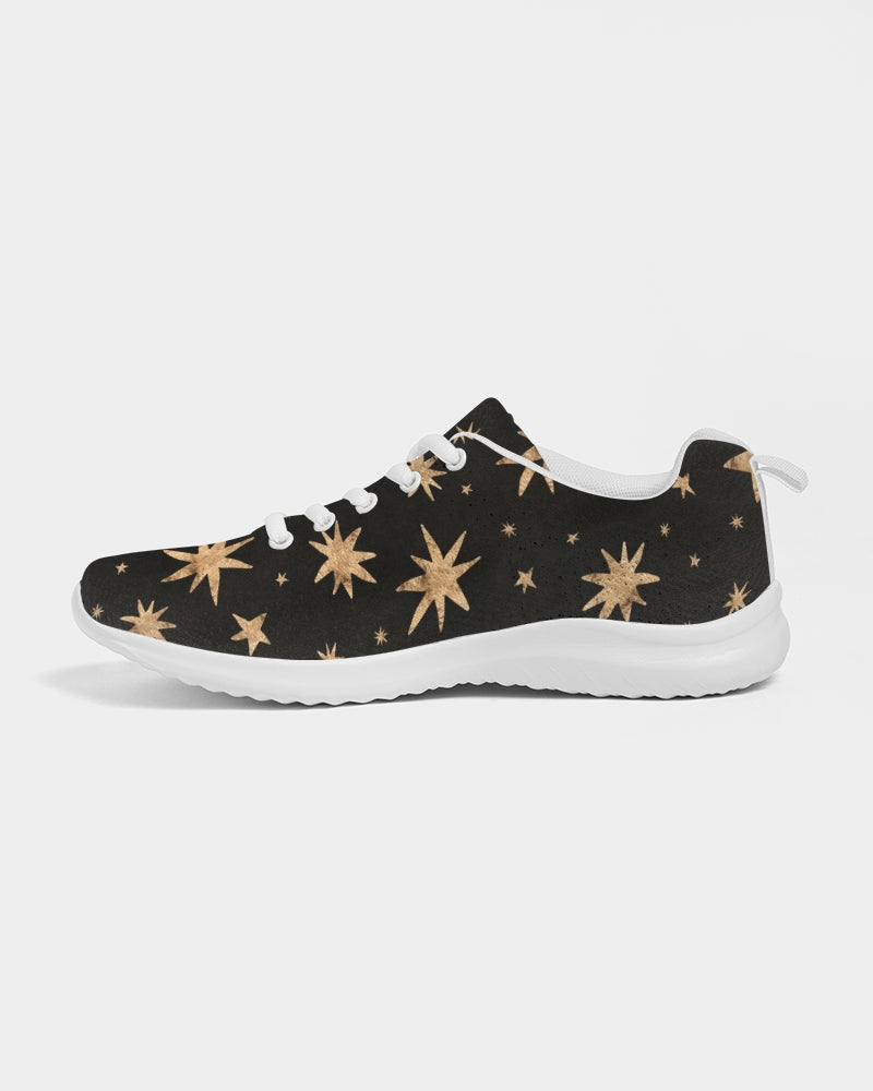 GOLD STARS Women's Athletic Shoe