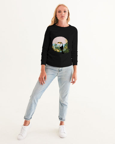 Summer Time Women's Graphic Sweatshirt