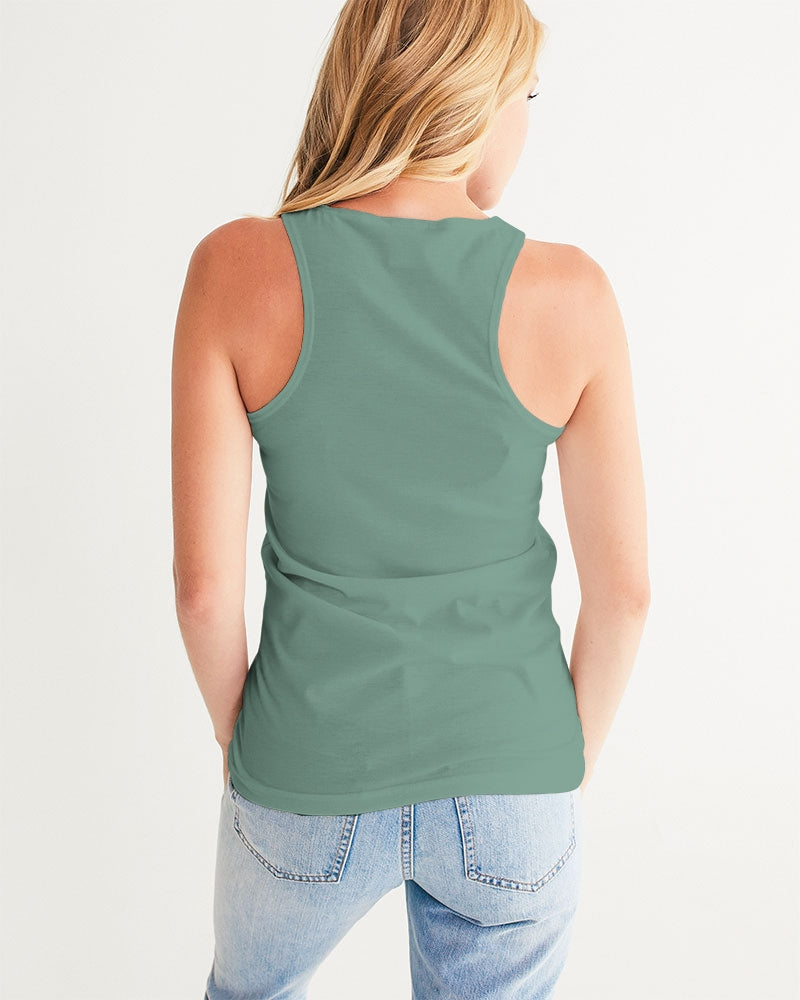 TFN Green Favor Women's Tank