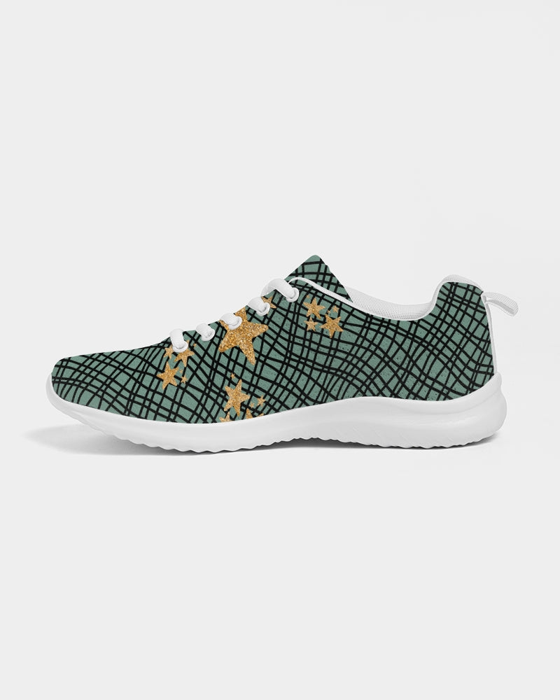 TFN Green Favor Women's Athletic Shoe