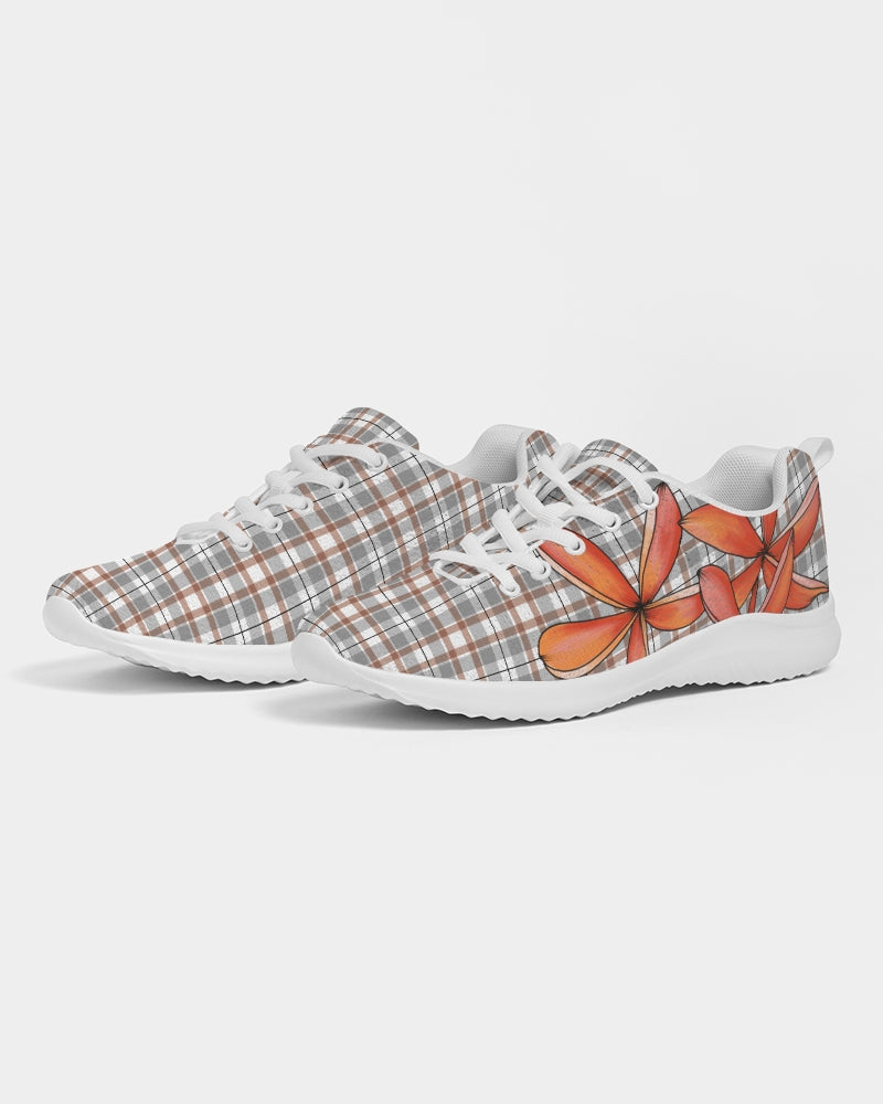 Plaid 3 OPTION 2 Women's Athletic Shoe