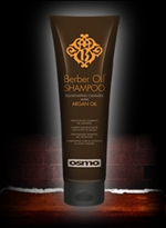 Osmo Berber Oil Shampoo Rejuvenating Cleanser With Argan Oil 250ml