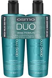 OSMO Deep Moisture Shampoo & Conditioner 1000ml