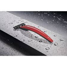 Bolin Webb R1 - S Monza Red (Compatible with Gillette Mach 3 Blades)