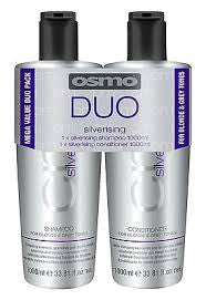 OSMO Silverising Shampoo & Conditioner 1000ml