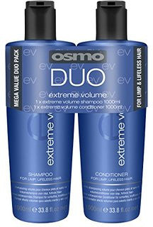 OSMO Extreme Volume Shampoo & Conditioner 1000ml