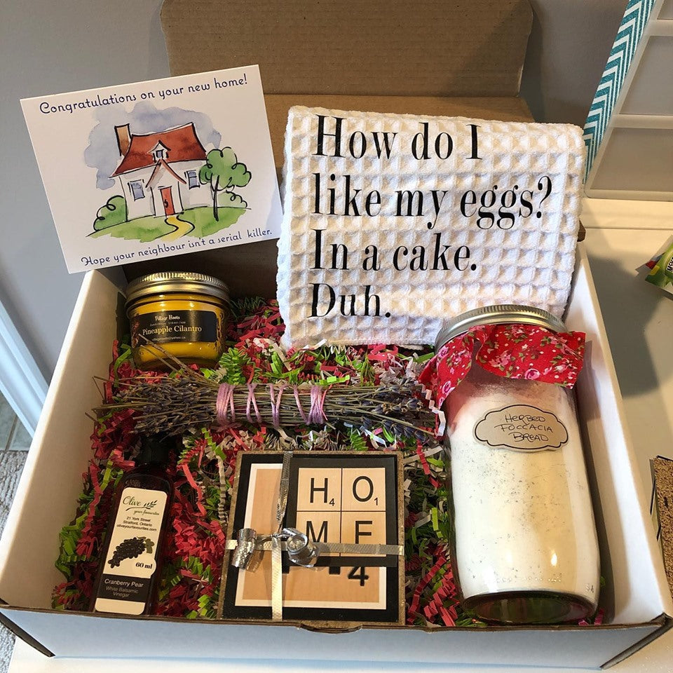 The Giving Box-Housewarming box
