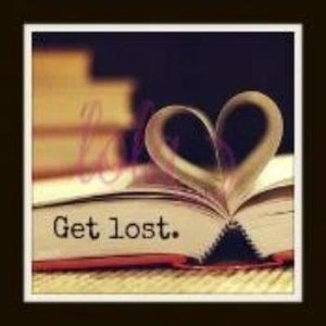 Getting lost in a book is always a great feeling