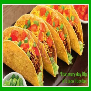 Taco Tuesday rocks