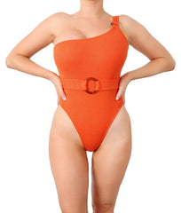 NARANJA ONE PIECE - JAYDA SWIM