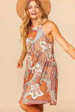 Load image into Gallery viewer, Bringing Out Your Boho Dress