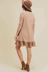 Try to Get it Right Tunic Dress