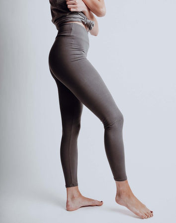 Perfect Fit Leggings - Charcoal
