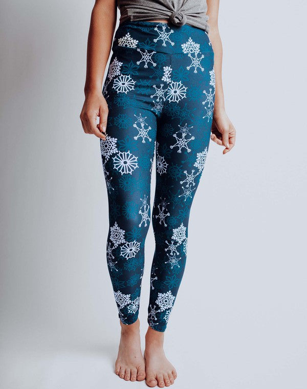 Perfect Fit Leggings - Frozen
