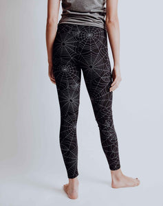 Perfect Fit Leggings - Itsy Bitsy Webs
