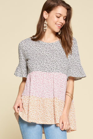 As Sweet As It Gets Bell Sleeve Blouse