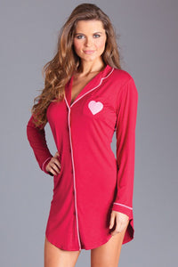 Beating Heart Nightshirt