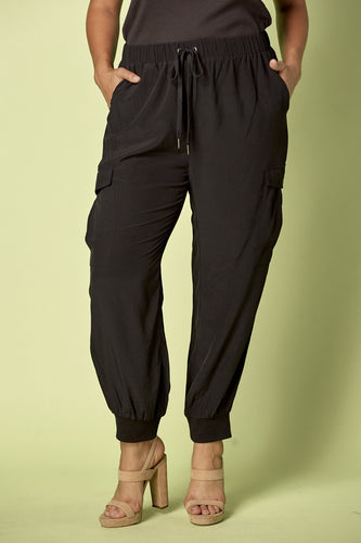 Oops I Did It Again Jogger - Black