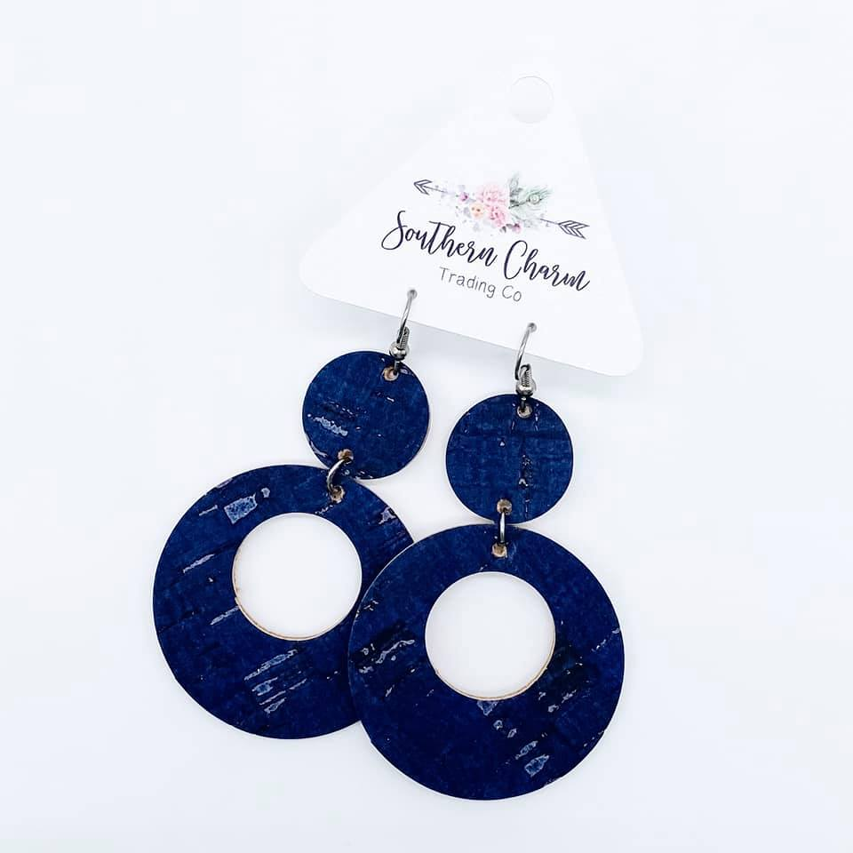 Itty Bitty Double O's - Navy