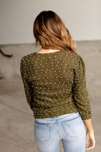 Load image into Gallery viewer, Ampersand Avenue Sweater- The Zoey- Olive