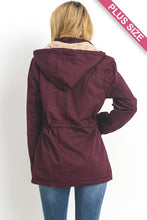 Load image into Gallery viewer, On Point Anorak Jacket - Mulberry