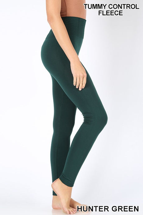 So Soft Fleece Lined Legging