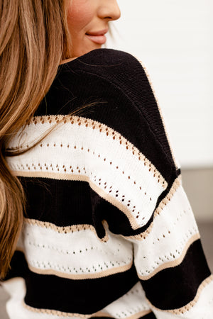 Ampersand Avenue Sweater - The Ella