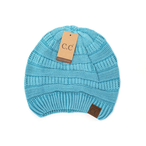 CC Stonewashed Classic Beanie - Teal