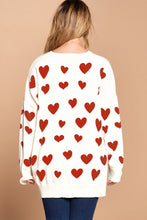 Load image into Gallery viewer, Pulled At My Heart Sweater