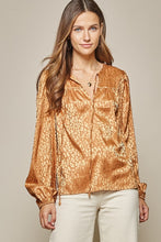 Load image into Gallery viewer, Something New Blouse - Caramel