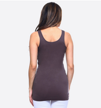 Load image into Gallery viewer, Seamless Tank - Grey