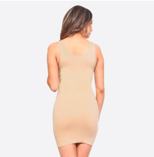 Load image into Gallery viewer, Seamless Slip Dress - Stone