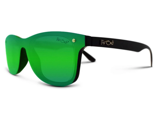 FarOut Sunglasses - Green Polarized Headliners
