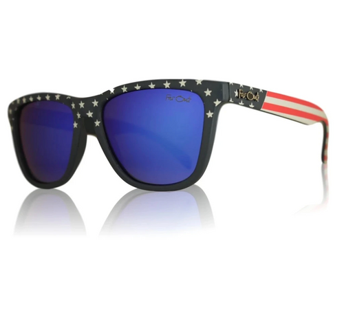FarOut Sunglasses - American Flag Premiums