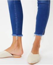 Load image into Gallery viewer, KanCan Double Waist Ankle Skinnies