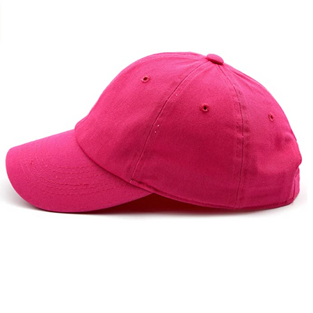 CC Brand - Cotton Classic Ball Cap - Hot Pink