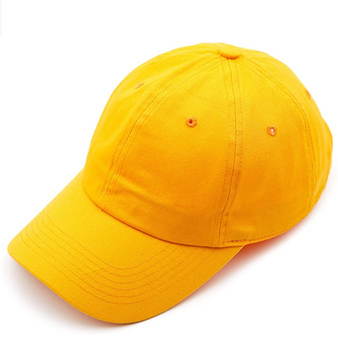 CC Brand - Cotton Classic Ball Cap - Gold
